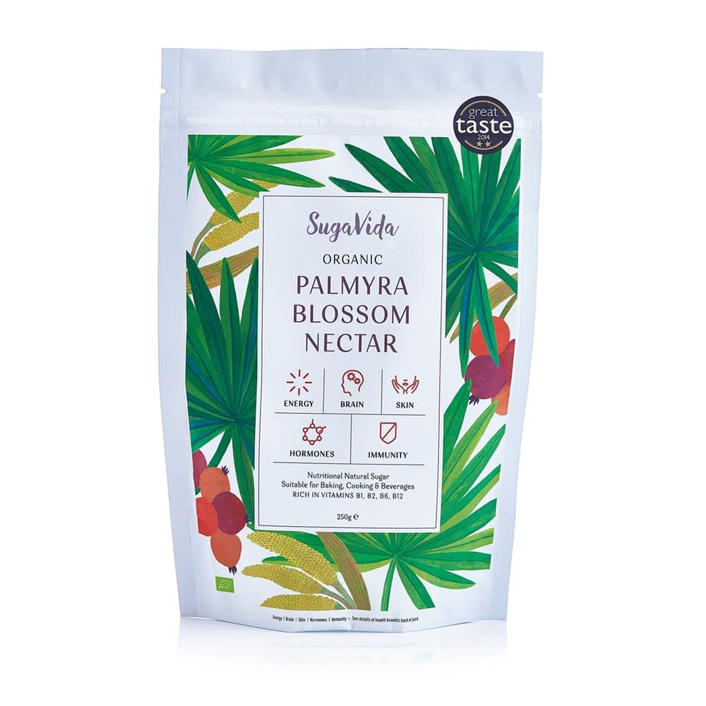 SugaVida Website Palmyra Blossom Nectar Pack Image M