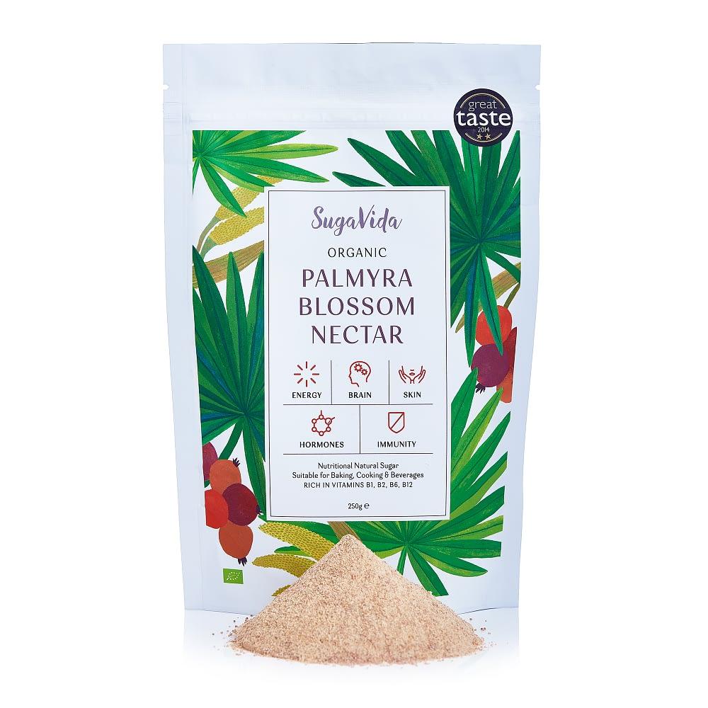 SugaVida Website Palmyra Blossom Nectar Pack Product Image