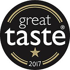 SugaVida Website Great Taste Award Image 2017 1 Star